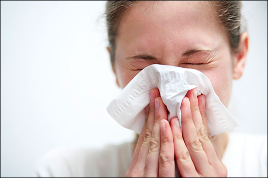 blowing-nose-in-tissue